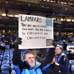 Says it all about #CFC fans. Confirms my experience after my visit to Stamford Bridge earlier this week!!! http://t.co/k3RMmJ2lXa