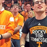 Can you spot @UTCoachJones with the #RockyTopRowdies? #GoVols http://t.co/Oqm66omFYK