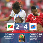 #AFCON2015 - RESULT: DRAMATIC scenes as DR Congo come from 2-0 down to book a spot in the semifinals. #SSFootball http://t.co/3xjR67mP1M