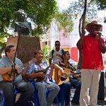 #SucreRescataSuCultura Gobierno de #Sucre a través de Fundesoes inicia Jornadas culturales en las plazas de #Cumana http://t.co/ObpSPxTlqL