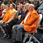 Also in attendance today to cheer the #Vols on is legendary coach @phillipfulmer. #BeatAuburn #OneTennessee http://t.co/iXtTY5Gkns