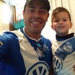 Hoy vamos con toda la actitud. @PueblaFC hoy debemos conseguir los tres puntos si se puede xque #Somosmuchosmasque11 http://t.co/ozCbVPjJp2