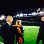 Moro!!! Chelsea-speakeren kupper @helehus sitt intervju for at hjemmefansen skal få hylle Tore André Flo #2pl http://t.co/M5rWG4Twzx