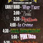 Heading to #IndyWinterfest? Heres what Sun King will be tapping throughout the day. #FreshLocalBeer http://t.co/Oif8H8vAeb