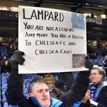 """Charlie, @SpursOfficial fan: """"Any @Chelsea fans giving Lampard a bad reception, they have an extremely short memory."""" http://t.co/SB0EFMHPK5"""