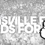 White out the crowd, light up the court. @GoCards making a statement. #L1C4 http://t.co/ID6aQbyGpt