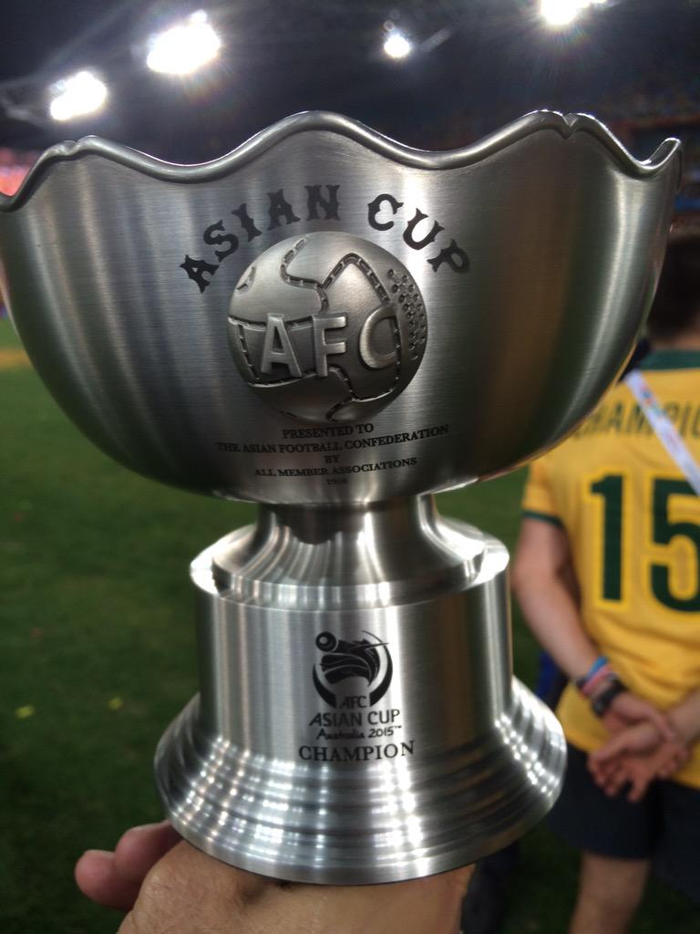 RT @CraigMoore_18: Congrats, huge effort from @Socceroos winning Asian Cup. Huge raps on all players involved over last 12 months. Class ht…