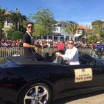 Hey look its #gasparilla Grand Marshal @MarioLopezExtra #gasparilla #GASPARILLA2015 #ThisIsHardRock #HardRockTampa http://t.co/icvsX5yphI