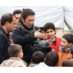 """Remember #KenjiGoto like this. Pic via """"@MikeyKayNYC: the world will be a lesser place without his compassion. http://t.co/sxYi0QpOzm"""""""