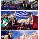 #NoPodéis salir a manifestaos por ???????? #España ???????? y no llevar una sola Bandera de nuestro país. http://t.co/nt2raxInOP