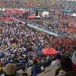Don Jazzy, Olamide, Dammy Krane, Adebola Williams, others turn up at Buhari's Lagos rally (PH… http://t.co/LXrorasl12 http://t.co/1l4dVGAj40