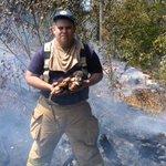 Bomberos del @BCBRP est, Gualaca rescatan 2 Cachorros de un inc de herbazal en Loma Grande Gualaca @quinnannette http://t.co/KpquWz3n0Q