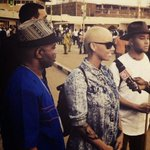 Amber Rose Now in Lagos For DBanjs Show http://t.co/JRDvZTFfCg http://t.co/wtmEdoBqov