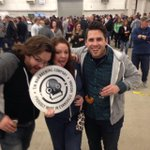 Hey, @TinManBrewing! We were having fun with your sign! #IndyWinterfest http://t.co/opxnmZu0RD
