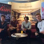 GOOD MORNING MANILA!!!! Are you ready to dance and sing along with @TheVampsband later? ???????? http://t.co/sn3xxNYhxo
