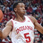 Troy Williams dropped a double-double today with 14 points and 12 rebounds. #iubb #GoIU http://t.co/dTXidChyLt
