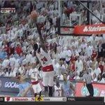 VIDEO: Louisville's Montrezl Harrell reaches way back for a fast break alley-oop vs. UNC http://t.co/BHVdqMqZFk http://t.co/fPzr5vuDD2