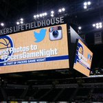 When you tweet your photos from the game tonight, use #PacersGameNight. Your pic could be on the video board. http://t.co/kyFFigroNe