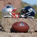 24 hours until kickoff. Who you got? RT- Patriots FAV- Seahawks #SB49 http://t.co/iA8AIERbxc