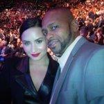 Demi e Anderson Silva, não pera.. ????❤️ #SPIDER http://t.co/RkuED9INVW