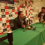 """""""Prefiero no hablar del tema Yamilson hasta que el club no lo haga oficial"""", explico Juan Antonio Pizzi. http://t.co/GvrotOfFAY"""