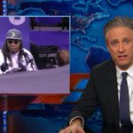 Jon Stewart goes after the #NFL for fining Marshawn Lynch http://t.co/Hz0Ezy3oFy http://t.co/MCafHT5bFU