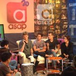 """@philconcerts: The Vamps on ASAP20 in a few minutes!! #BritishInvasionMNL http://t.co/5YvKdogL3f"" #TheVampsOnAsapFebEver"