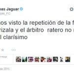 """Jaguares llamó """"ratero"""" a Paul Delgadillo tras juego contra León http://t.co/1SmrekD5lS http://t.co/kKhQqpCN8W"""