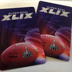 Just got to Scottsdale Arizona and it is PRE Super Bowl MADNESS! ???? *check my fancy hotel keys http://t.co/1NCOW0wHkQ