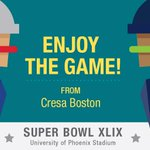 Kickoff to #SuperBowlXLIX is in less than 24 hours! Get Ready! #SuperBowl #PatriotsNation #GoPats #Boston http://t.co/urztWwCiWQ