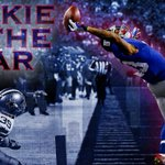 Odell Beckham, Jr. is the Offensive Rookie of the Year with 91 catches (including THAT one), 1,305 yards and 12 TD. http://t.co/evFB1wh9pb