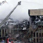 モスクワ図書館、金曜夜に発生した火事で部分焼失 http://t.co/OhSVjrvMHZ この国内最大の図書館が保管していた1400万点の15%が損傷。ロシア科学アカデミー「文化的なチェルノブイリ事故だ」。中世スラブ語文献は無事 http://t.co/adPp8KQV8n