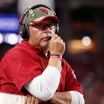 Bruce Arians is the Coach of the Year for 2014. Cardinals went 11-5 and made the playoffs for first time since 2009. http://t.co/VdY2cjpvQh