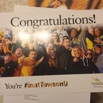 """@gxld_season: Got into Towson for the fall ???? ????. Thank you God my plan is in motion! http://t.co/lBrb9draEV""good shit bro ????????????"