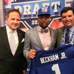 Congrats to @OBJ_3 on a great honor capping a great rookie year - NFL Offensive Rookie of the Year. #LSU http://t.co/JhN1REPLNS