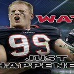 Congrats to @JJWatt for winning the Associated Press NFL Defensive Player of the Year Award! #KPRC2 #HouNews #Texans http://t.co/Y4Ij0xG2ak