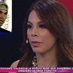 Terrible: Stephanie Valenzuela perdió bebé de #GeorgeForsyth [#VIDEO] http://t.co/E9myKTddpK #MagalyL http://t.co/dxqPYrlcBL