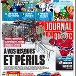 La UNE de votre Journal, édition du dimanche 1er février 2015. http://t.co/T4tfROV6Sp