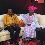 We are now live on @KTNTukuza with my hubby @BishopKiuna. Tune in to @KTNKenya. #JCCAT16 http://t.co/LSFH5J47Ls