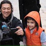 """""""Courage et détermination en un monde meilleur.."""" Déclaration mère de #KenjiGoto, décapité par les barbares de lÉI http://t.co/kZ2pYMSmll"""