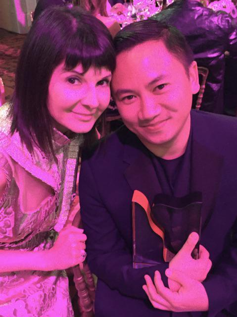 Congrats @_tommyton on your well-deserved #CAFA award. @FashionCanada loves working with you! http://t.co/k4WlJSLC1I