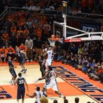 """""""@illiniphotog: Todays game winning shot against Penn State. http://t.co/qsiqJx73jc"""" Tough drive. Great pic!"""