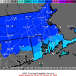 Most of Mass. can expect 8 to 14 inches of snow in storm arriving late Sunday, forecasters say http://t.co/2BNtQhuo44 http://t.co/GADEhDbg7H
