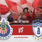 Este es el marcador final de nuestro partido. ¡Gracias por su apoyo! #JuntosVsTodo http://t.co/3kVP0PIfRf