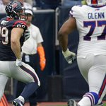 It was the @NFLs #3 Play of the Year. Watch the @JJWatt PICK 6 again HERE: http://t.co/jCoZTWW515 http://t.co/egUPJWzD9l