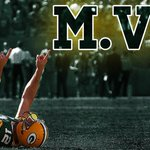 """@SportsCenter: BREAKING: Aaron Rodgers has been named the NFLs 2014 MVP. His 2nd career MVP award. http://t.co/r5rlpUMFcb"" so proud of you"