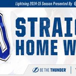 BOLTS WIN! The streak continues in 3-1 victory over @NHL_BlueJackets http://t.co/N4qV70iXcw