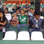 La afición de @Chiapas_FC está presente en el Estadio León. http://t.co/sTXWe7uKbF http://t.co/IPpraJ44oK