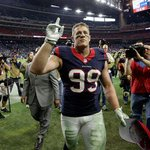 This season, @JJWatt did it all.  Watch his 5, yes FIVE, TDs this year.  VIDEO: http://t.co/hMDr8SkOhF http://t.co/zNHZrs0vKc