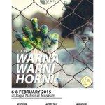 @JogjaUpdate #Jogja Pameran dan Workshop Fotografi Potrait Amikom|6-8 Feb 2015 at Jogja National Museum|FREE http://t.co/5yN8OCFynD